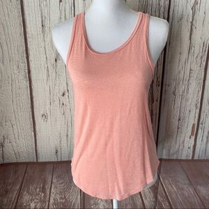 Athleta sleeveless top size extra small